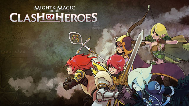 Might & Magic: Clash of Heroes. Простые Герои