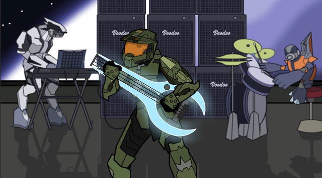 """""""Немного"""" о Halo 1 и 2"""