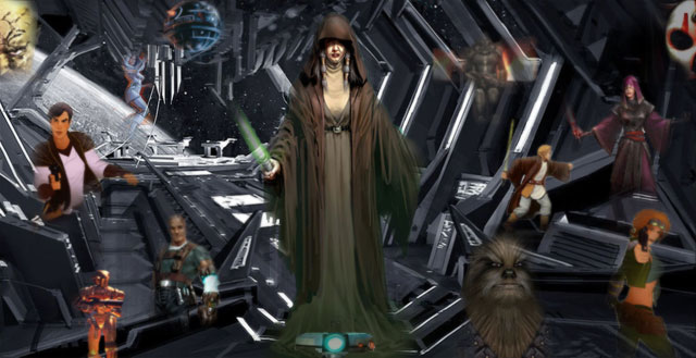 Реконструкция: SW:KOTOR 2: The Sith Lords