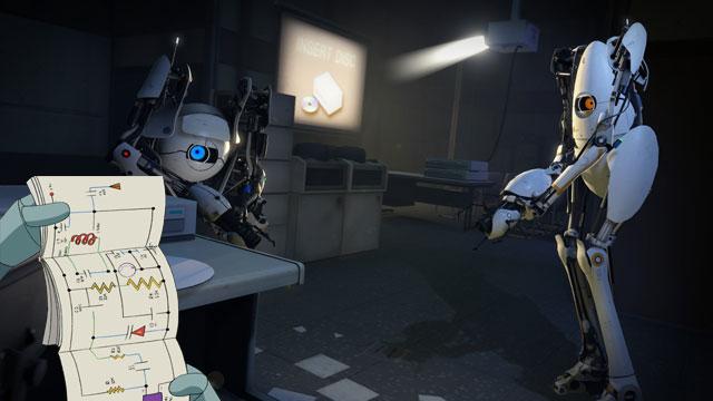Клардендум: Portal 2