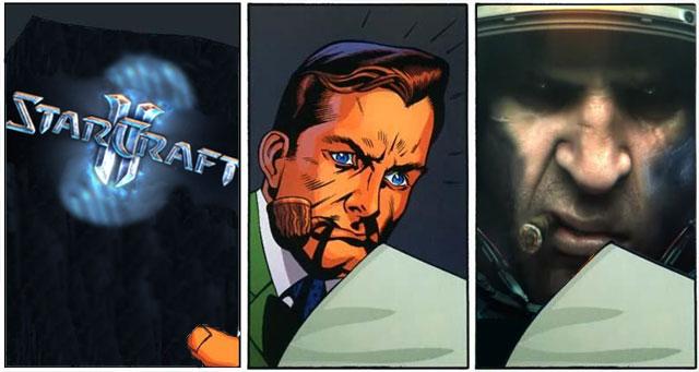 Несколько мыслей о Starcraft II: WoL