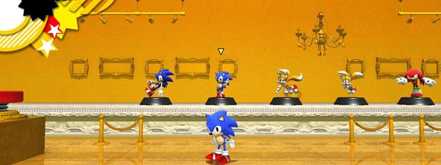 Sonic Generations. Поколения ежиков