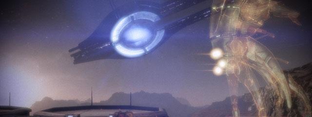 Серия Mass Effect. DLCs