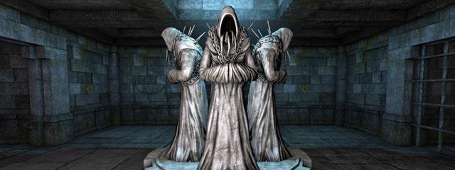 Legend of Grimrock. Суровые камни