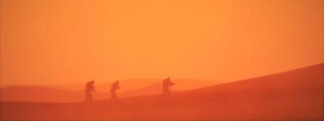 Spec Ops: The Line. Красный песок