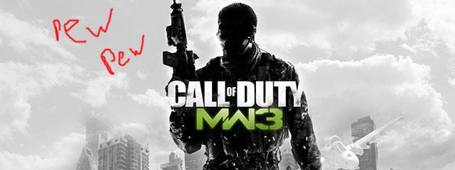 Пара слов о Modern Warfare 3, BF3 и NFS