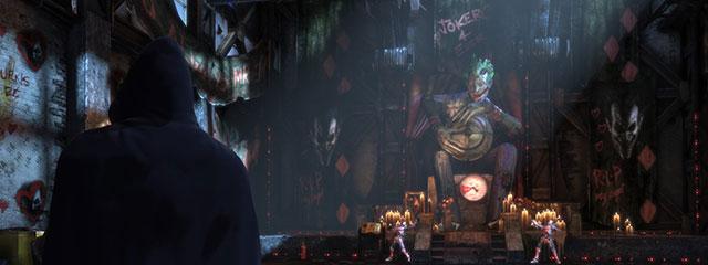 Batman: Arkham City. Harley Quinn's Revenge
