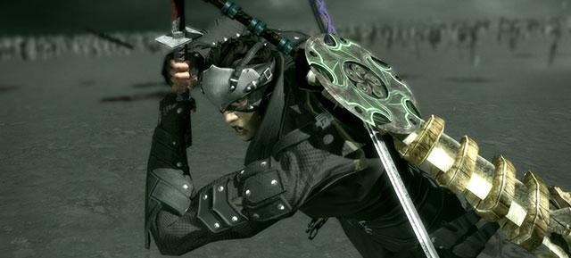 Гадкий утенок: Ninja Blade