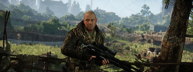 Пиу-пиу. Crysis 3 и Black Ops II