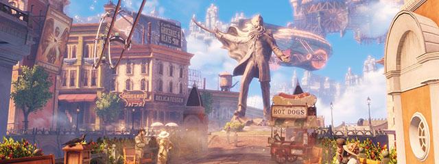 Bioshock Infinite. Маяк в океане бесконечности