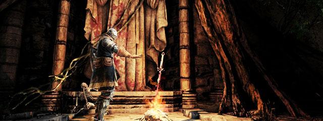 Поток Dark Souls 2 информации