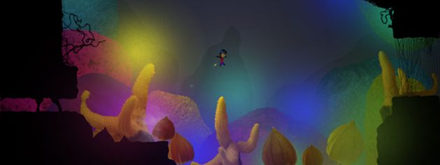 Knytt Underground. Подземное приключение