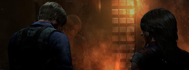 Resident Evil 6. Год спустя