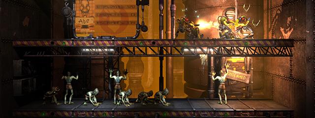 Oddworld: New 'n' Tasty! Почти идеальный римейк
