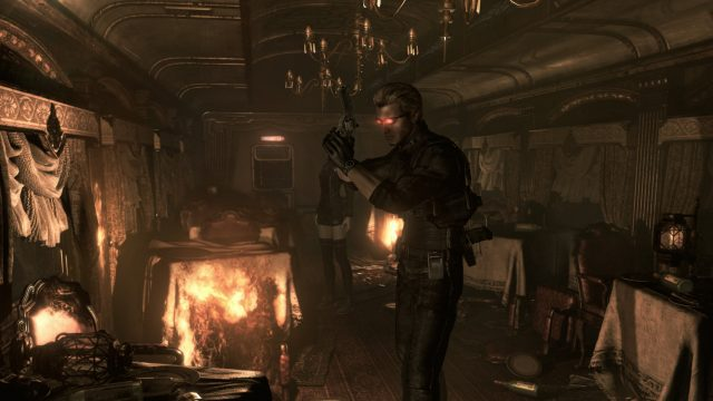 Resident Evil 0 HD Remaster. Плацкарт хороших идей