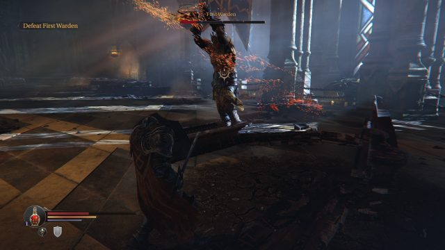 Lords of the Fallen. C душой