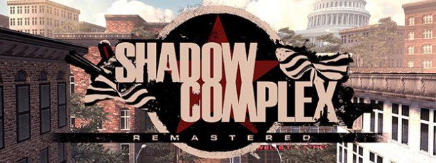 Shadow Complex Remastered. На пол-измерения больше