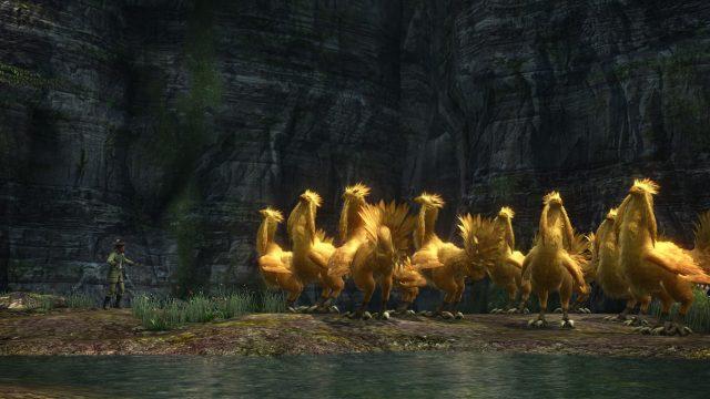 Final Fantasy XIII. Едет Ласи через Фалси