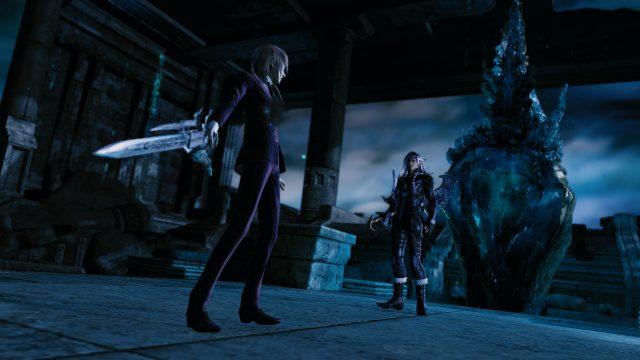 Lightning Returns: Final Fantasy XIII. Сухие фантазии