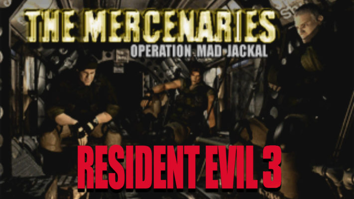 Сыграем в The Mercenaries: Operation Mad Jackal