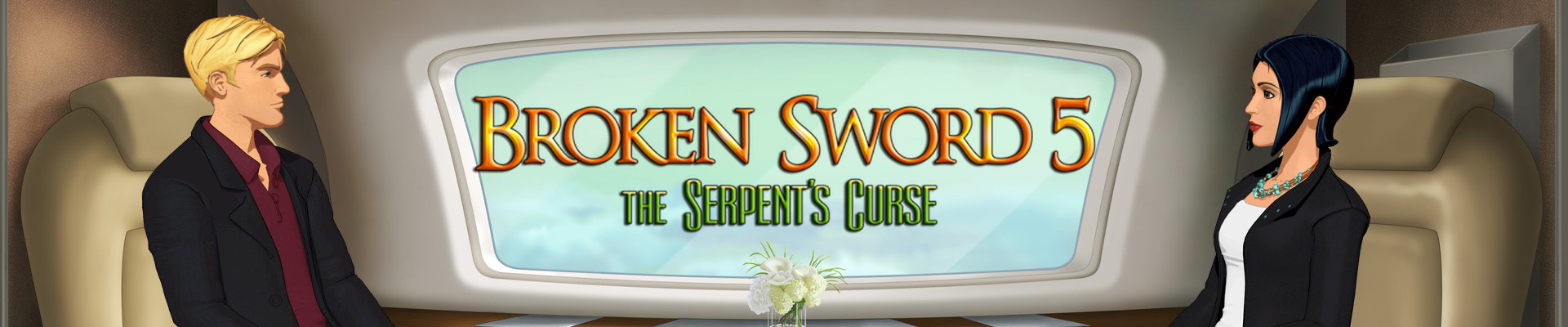 Thoughts on: Broken Sword 5 – the Serpent's Curse