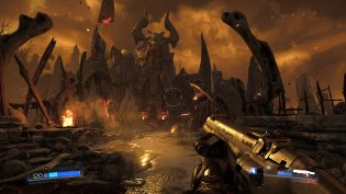 обзор, мысли, review, 2016, action, Doom, FPS, id software