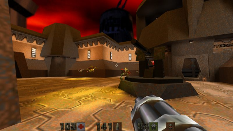 O tempora, Quake 2, id software, retrospective, ретроспектива, обзор