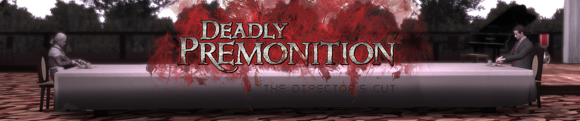 Возвращаясь в Deadly Premonition: The Director's Cut