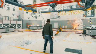Quantum break, remedy, action, story, review, обзор