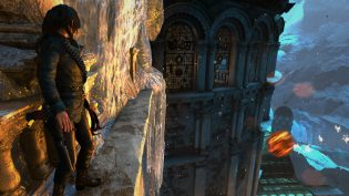 Rise of the Tomb Raider, review, обзор