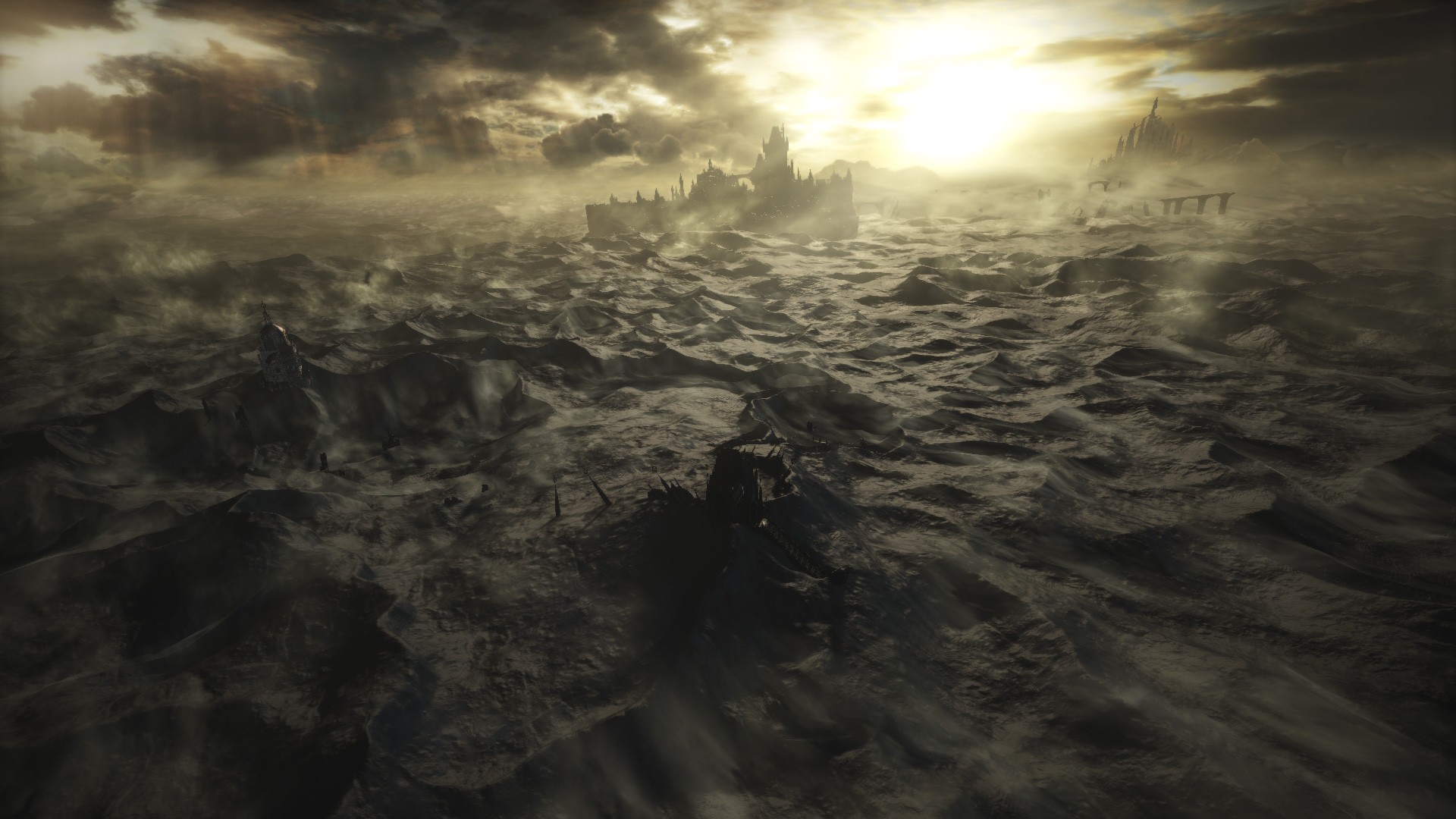 The Ringed City Wallpaper: Thoughts On: Dark Souls III: The Ringed City