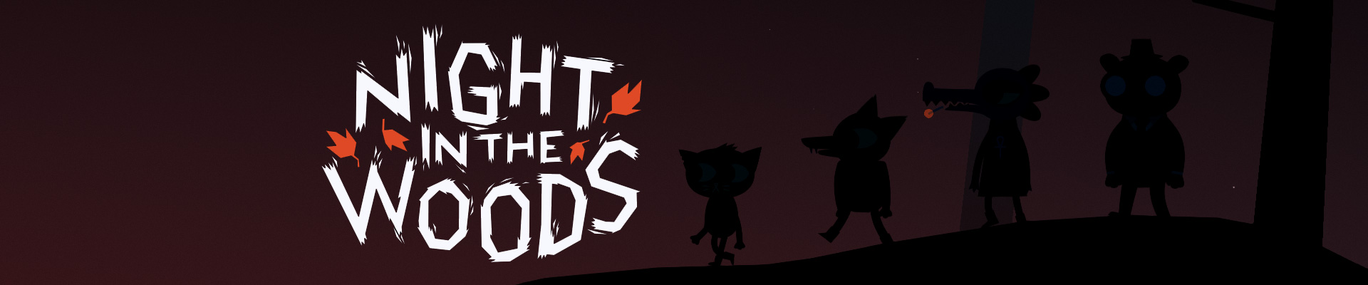 Мысли про: Night in the Woods