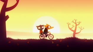 Night in the Woods, review, обзор
