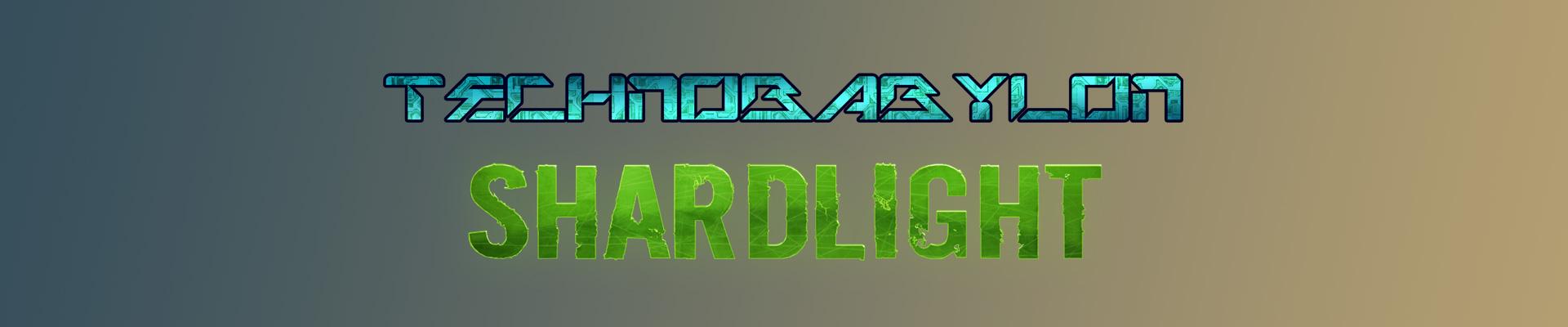 Thoughts on: Technobabylon and Shardlight