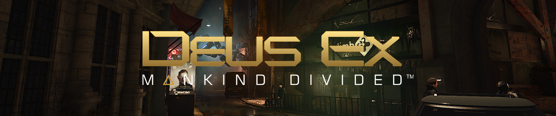 Thoughts on: Deus Ex: Mankind Divided (with DLCs)