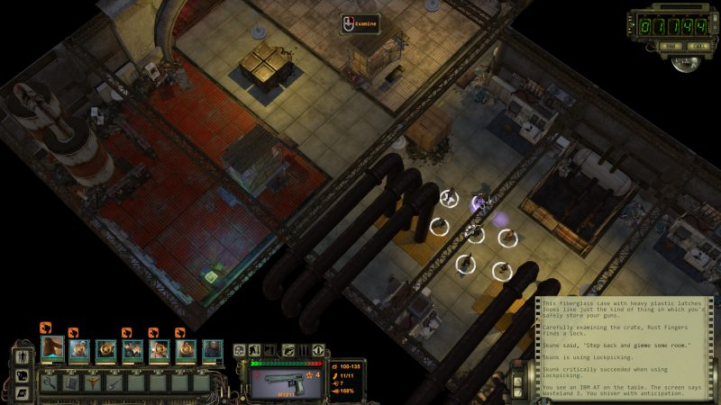 wasteland 2, director's cut, review, обзор