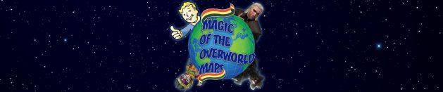 Gamer talk on game design: Magic of the overworld maps