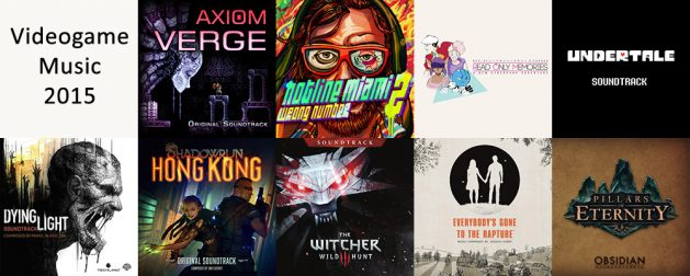 Few notes on: Videogame music 2015