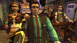 Tales from the Borderlands, review, обзор