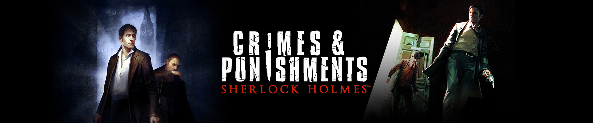 Thoughts on: Sherlock Holmes: Crimes and Punishments
