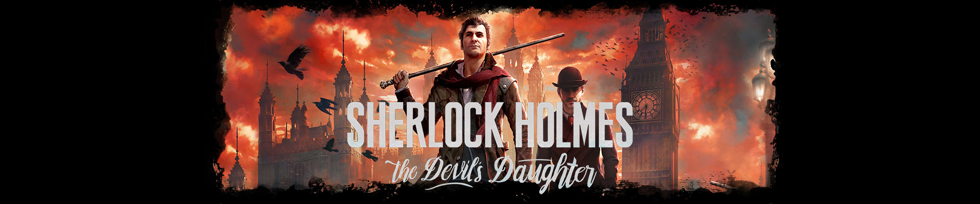 Мысли про: Sherlock Holmes: The Devil's Daughter