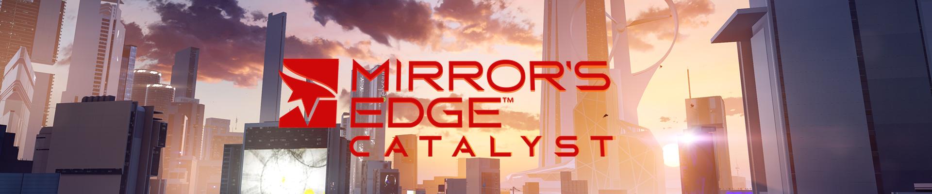 Мысли про: Mirror's Edge Catalyst