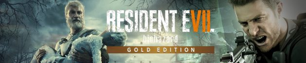 Thoughts on: Resident Evil 7. Gold Edition. The DLCs