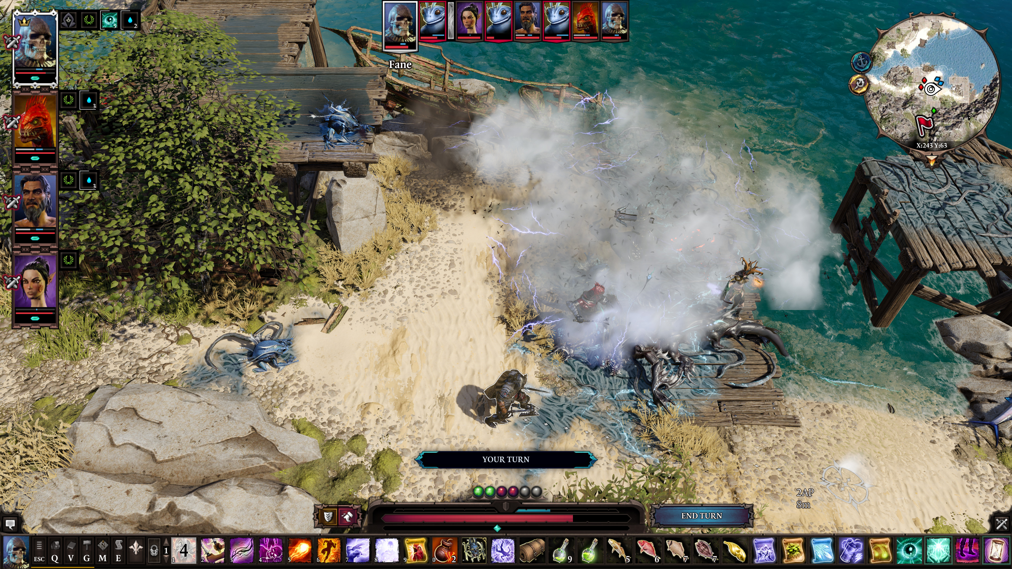 Happy about: Divinity: Original Sin 2 – Definitive Edition