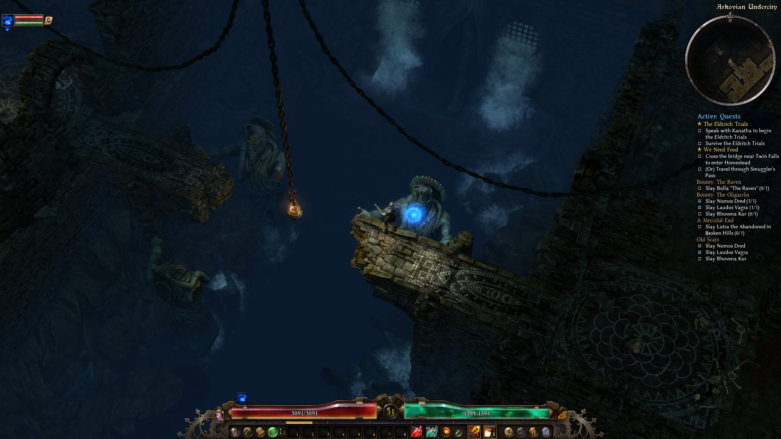 Thoughts on: Grim Dawn (with 2 expansions) – Klardendum